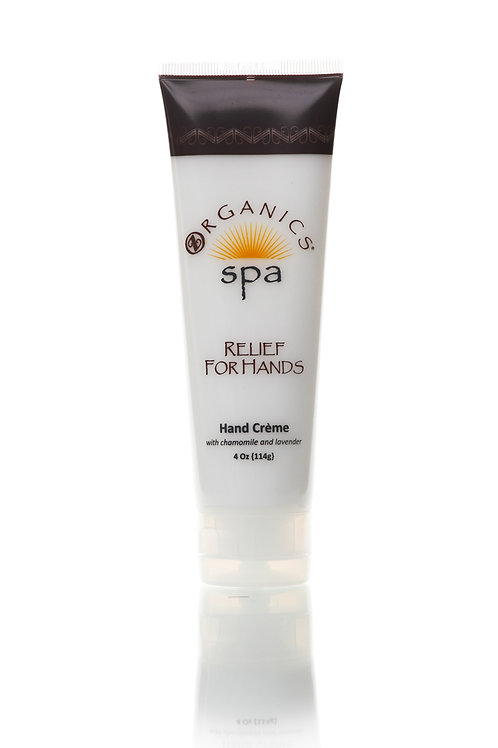 Relief for Hands