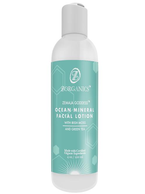 Zemaja™ Goddess Ocean Mineral Facial Lotion