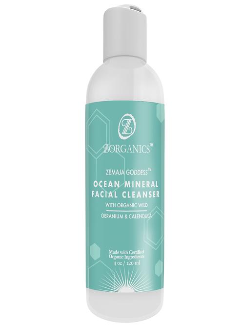 Zemaja™ Goddess Ocean Mineral Facial Cleanser