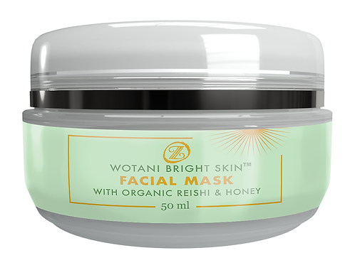 Wotani™ Bright Skin Facial Enzyme Mask