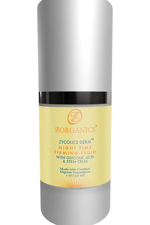 Zycolics™ Derm Night Time Firming Fluid