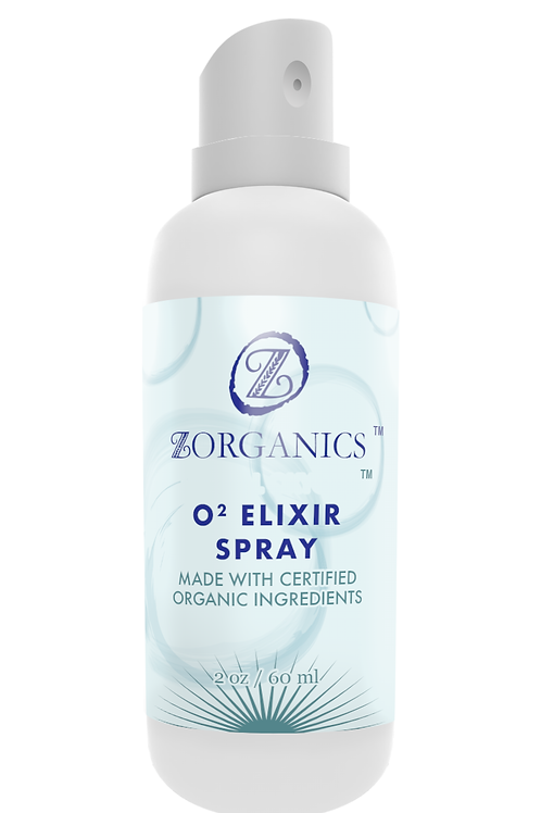 Longal™ O² Elixir Spray