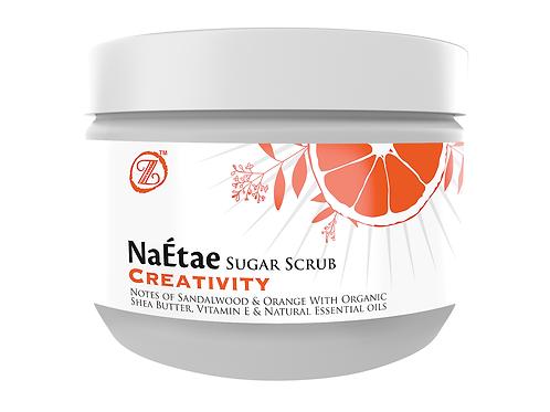 NaÉtae™ Chakras Sugar Scrub Creativity