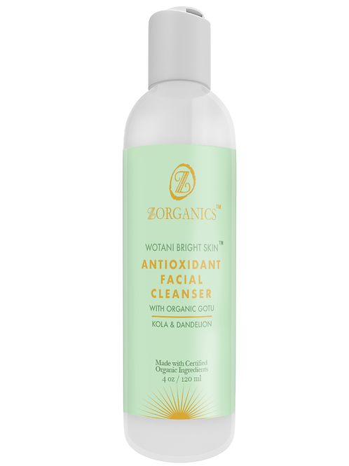 Wotani™ Bright Skin Antioxidant Facial Cleanser