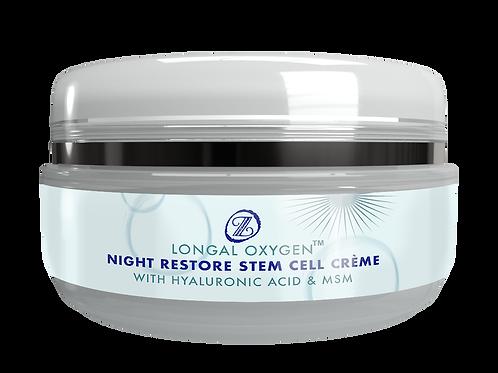 Longal™ Oxygen Night Restore Stem Cell Crème