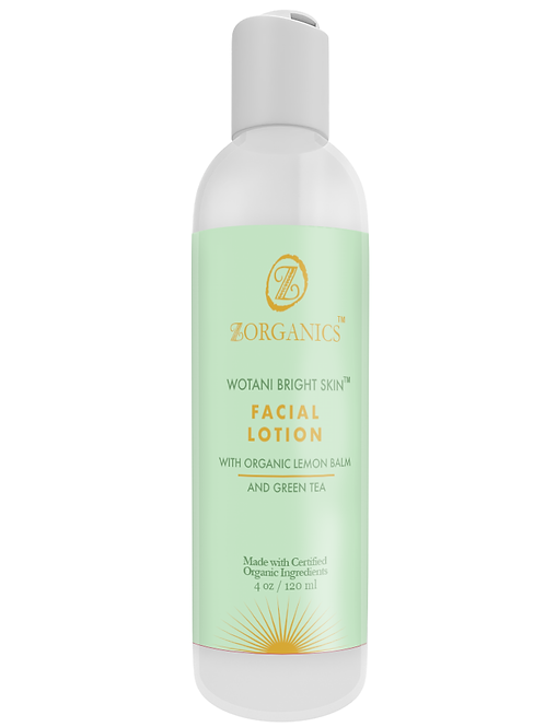 Wotani™ Bright Skin Facial Lotion