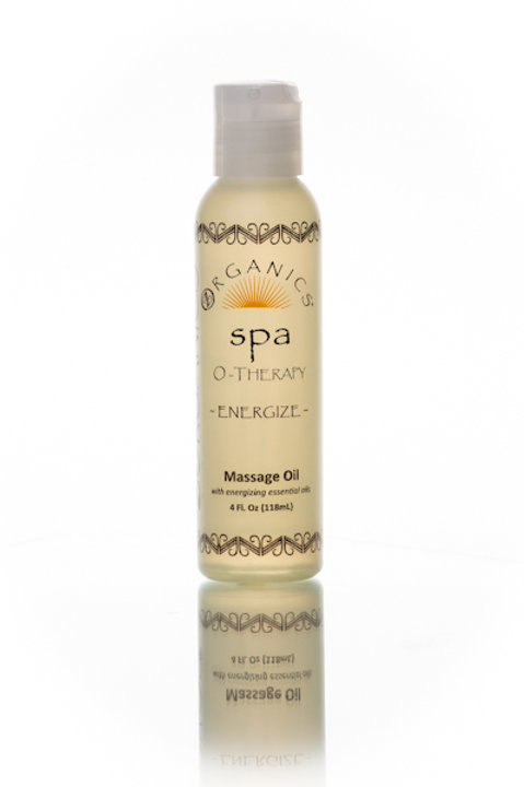 O Therapy™ Energize Massage Oil
