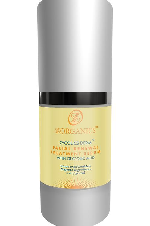 Zycolics™ Derm Facial Renewal Treatment Serum
