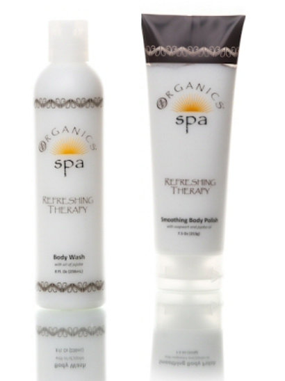 Refreshing Therapy™ Body Wash + Polish