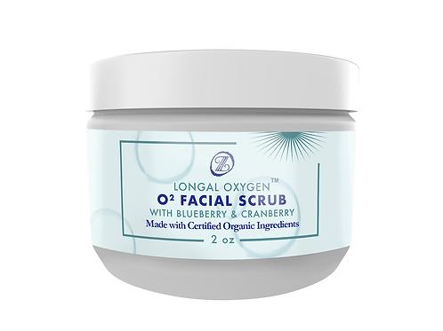 Longal™ Oxygen O² Facial Scrub