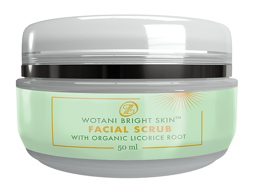 Wotani™ Bright Skin Facial Scrub