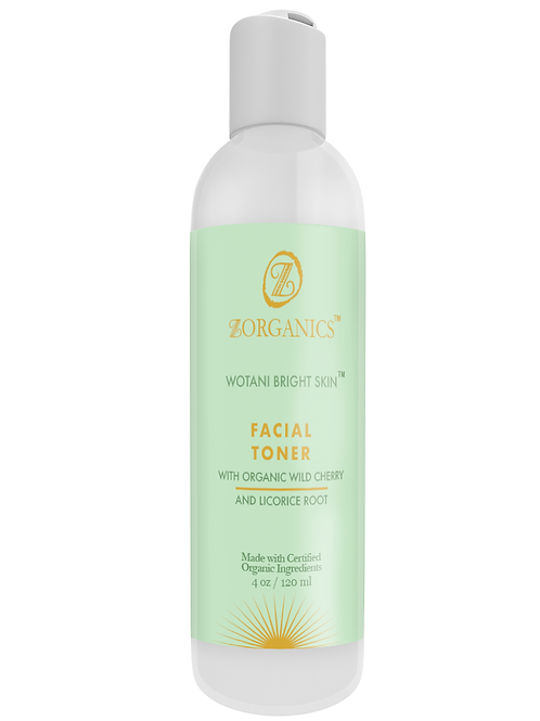 Wotani™ Bright Skin Facial Toner