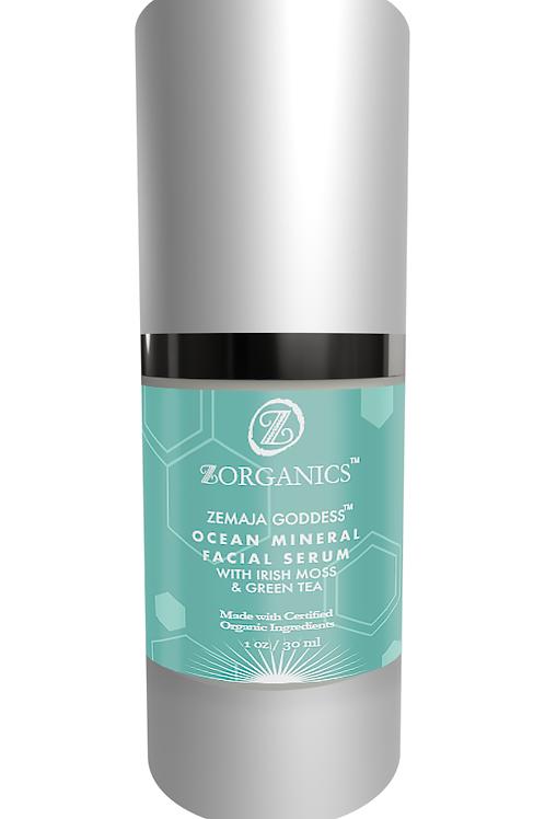 Zemaja™ Goddess Ocean Mineral Facial Serum