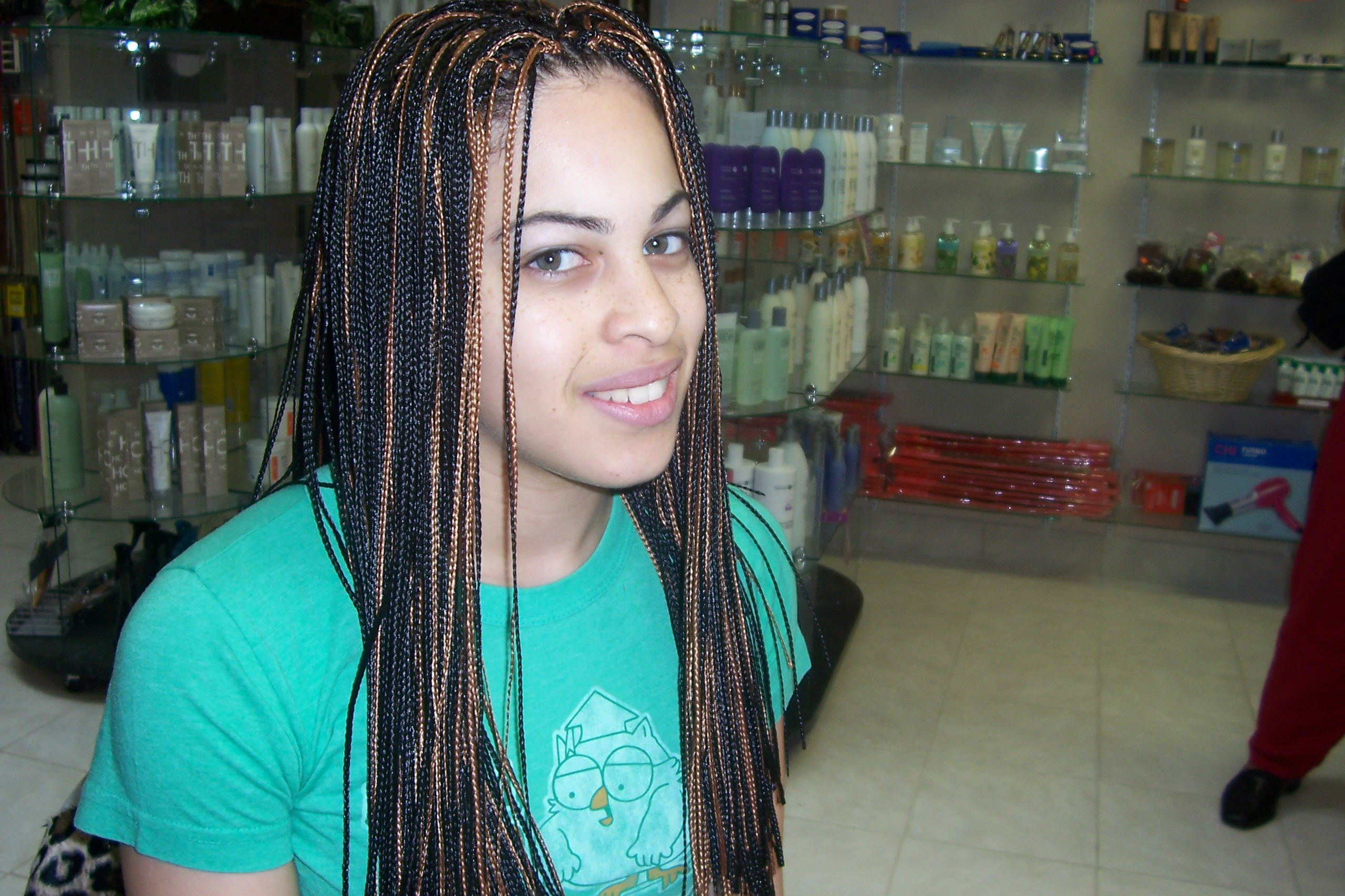 Interlocks Braids bellingham Black Hair salon
