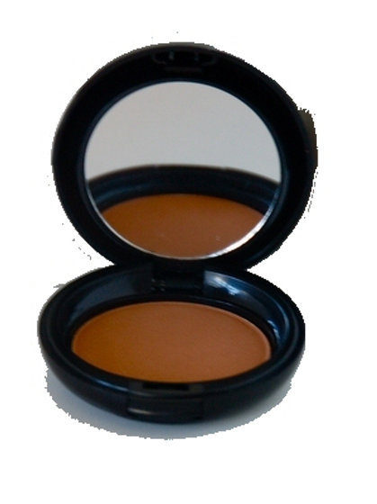 Dual Mineral Foundation in Café