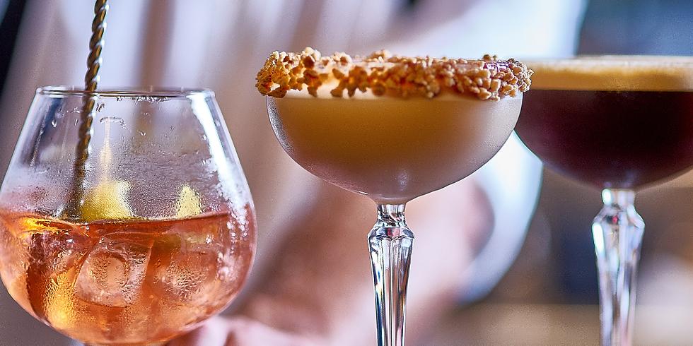 Cocktail Shaker Class