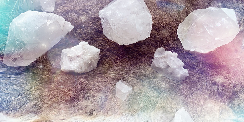 Crystal Conversations- the basics for beginners