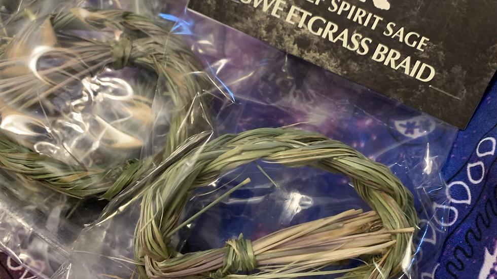 Herb Sweet Grass Braid