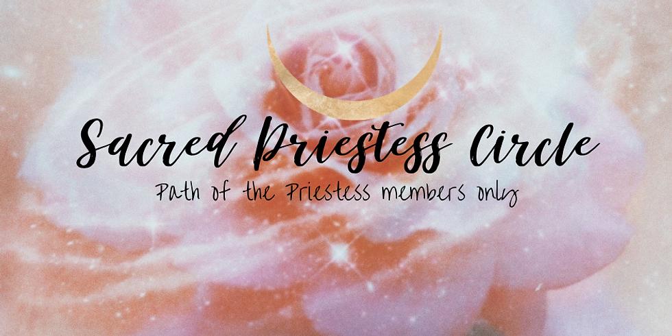 Sacred Priestess New Moon Circle