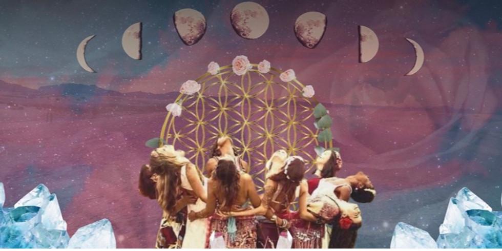 Full Moon Sisterhood Circle
