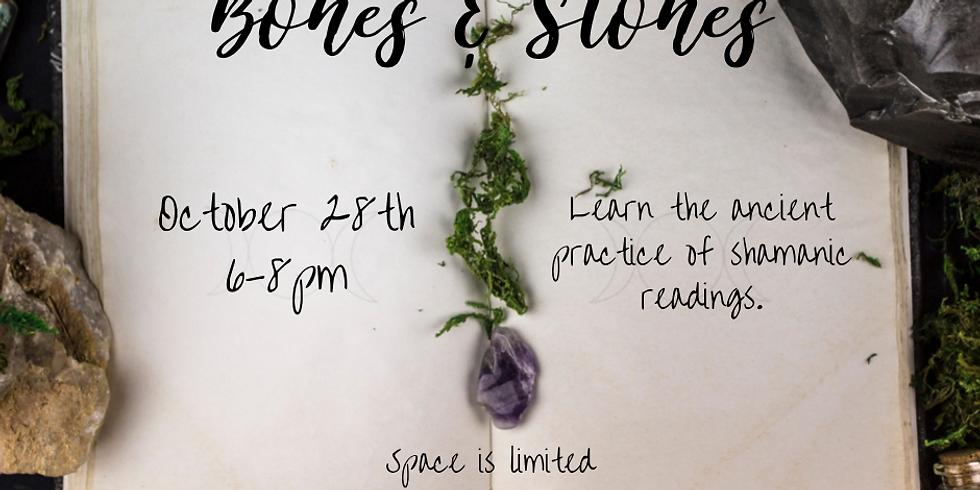 Bones & Stones- Shamanic Sangoma Readings