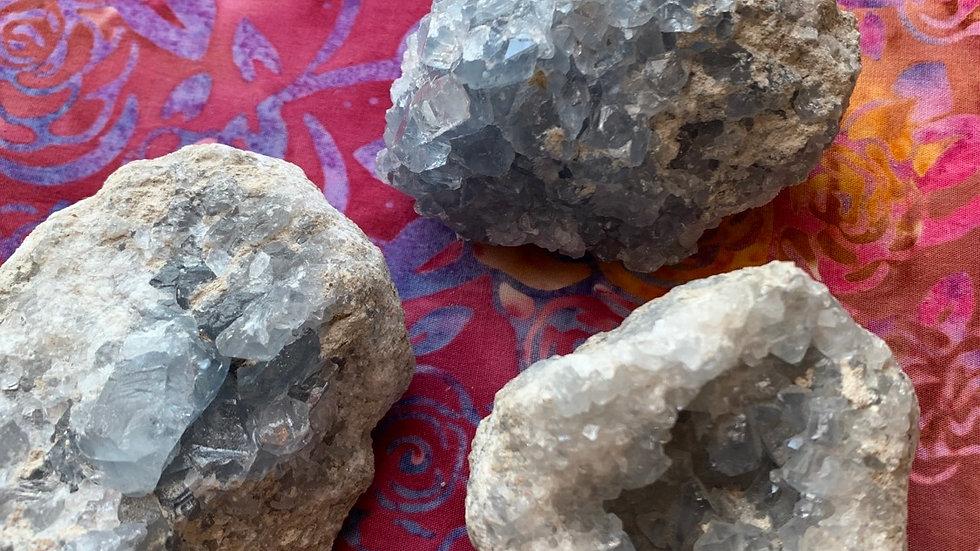 Celestite Geodes