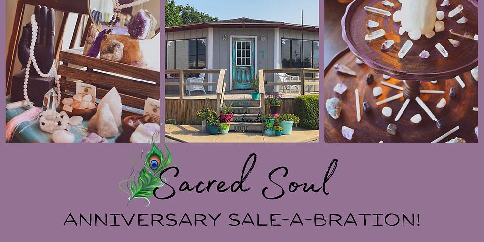 Anniversary Sale-a-bration!