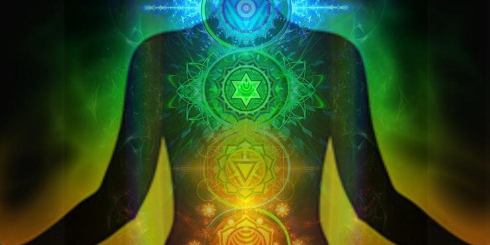 Chakra Healing Journey- Lower Chakras