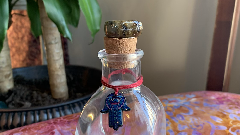 Moon Magic Potion Bottle