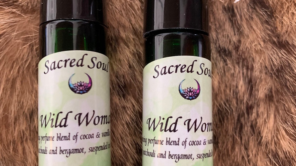 Wild Woman Perfume Blend