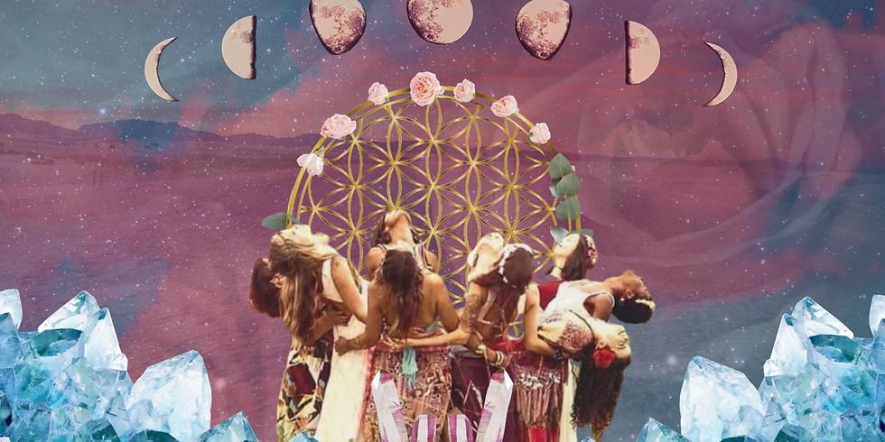 Full Moon Sacred Sisterhood Circle