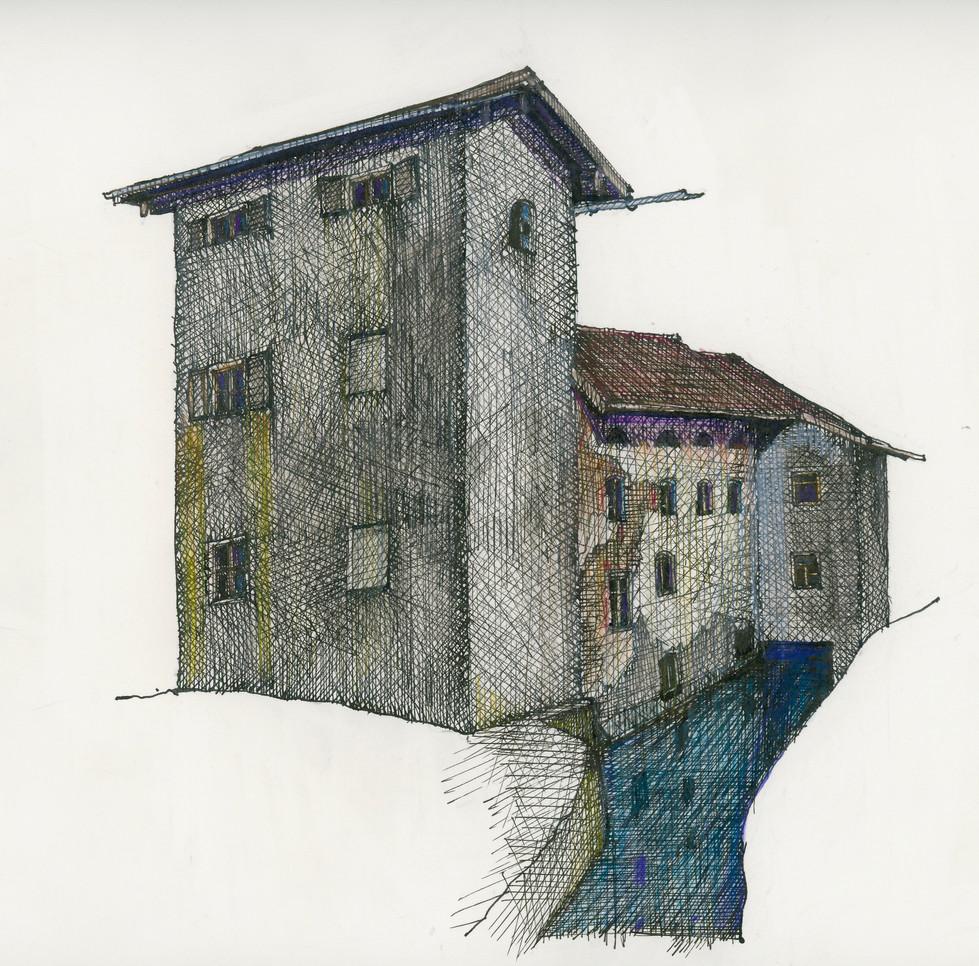 Das öde Haus