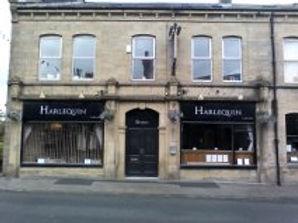 The Harlequin Bistro 01535 633223