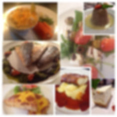 Selection of our fabulous dishes