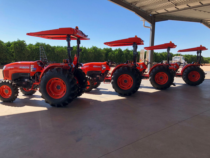 Codemo Machinery Services | Tractors, Farming Machinery, Riverina