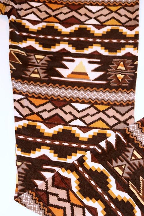 Lean Saddle Blanket