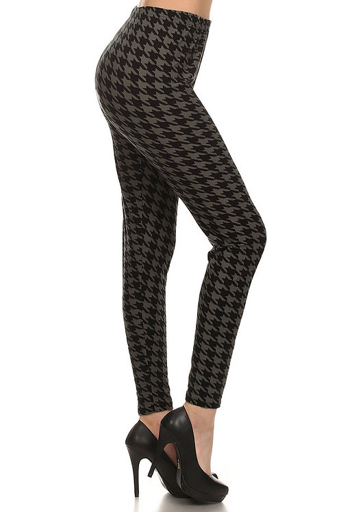 Luscious Houndstooth