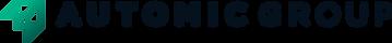 Automic Group Logo - Colour + Black Text