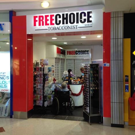 Retail shopfitter brisbane FreeChoice fi