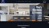 website for tradie - Roys Kitchens.jpg