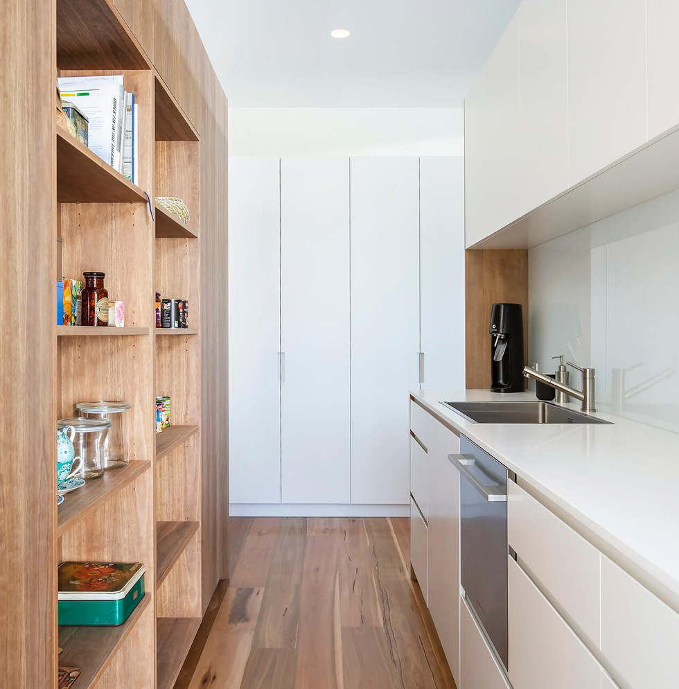 butlers pantry in kitchen renovation by