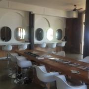 Hair salon fitouts -Teneriffe Brisbane -