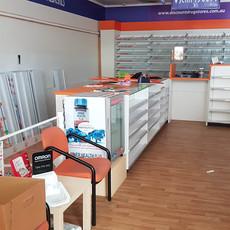 Shopfitting Brisbane - medical centre To