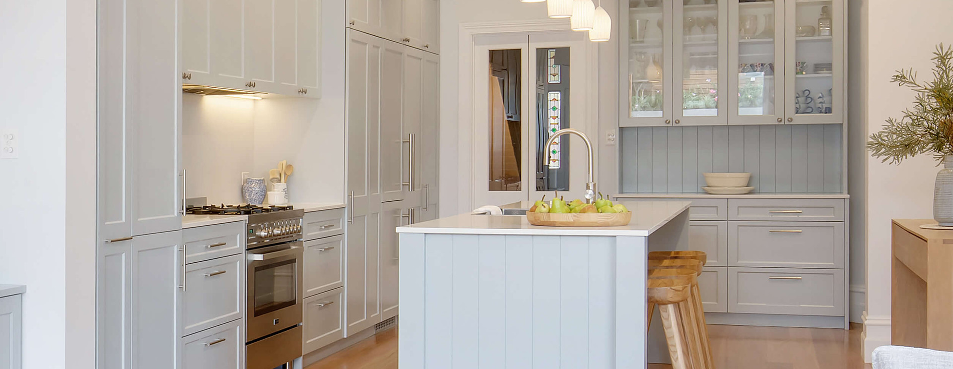 kitchen renovation joinery Northern beac