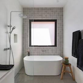 Stunning North Shore bathroom renovation by Braeside.