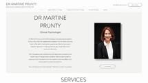 professional website - fix my wix wesbit