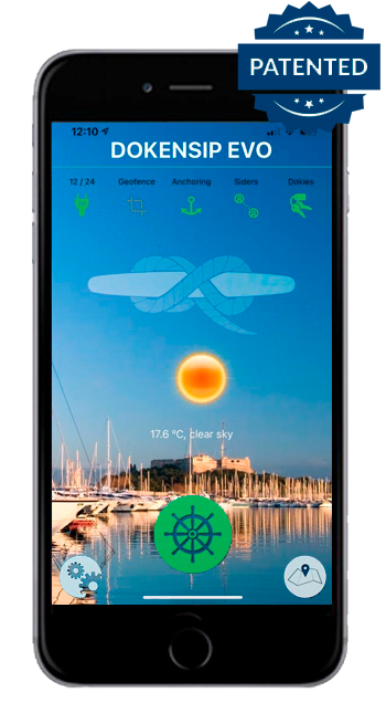 dokensip-app evo for marine security system and boat alarm.png