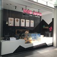 Shopfitting Brisbane Food outlet fit out Mrs Luus