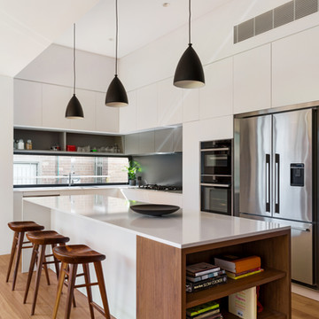 Sydney kitchen designs Braeside Building