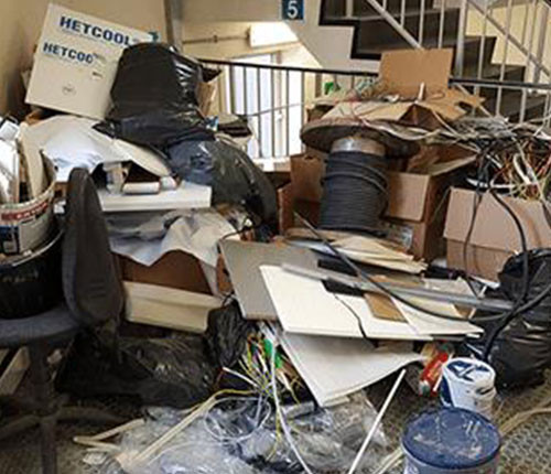office waste removal